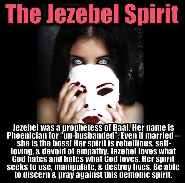 THE SPIRIT OF JEZEBEL VS THE SPIRIT OF ESTHER?