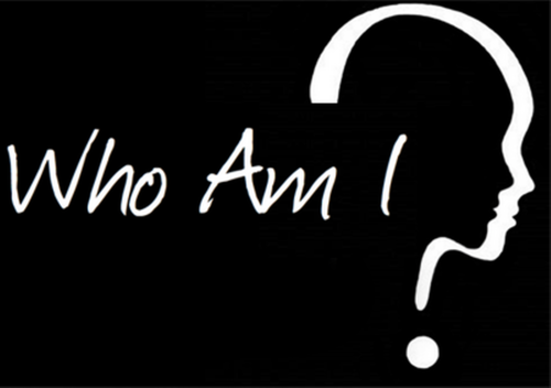 WHO AM I? Not what am I